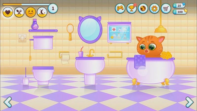Bubbu — мой виртуальный питомец скачать