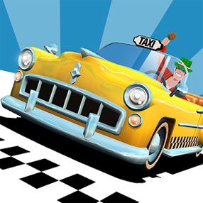 Crazy Taxi: City Rush - Новая версия