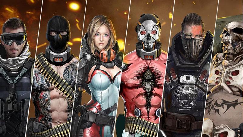 Dead Warfare: Zombie на телефон