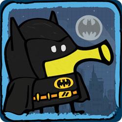 Doodle Jump DC Heroes - Batman