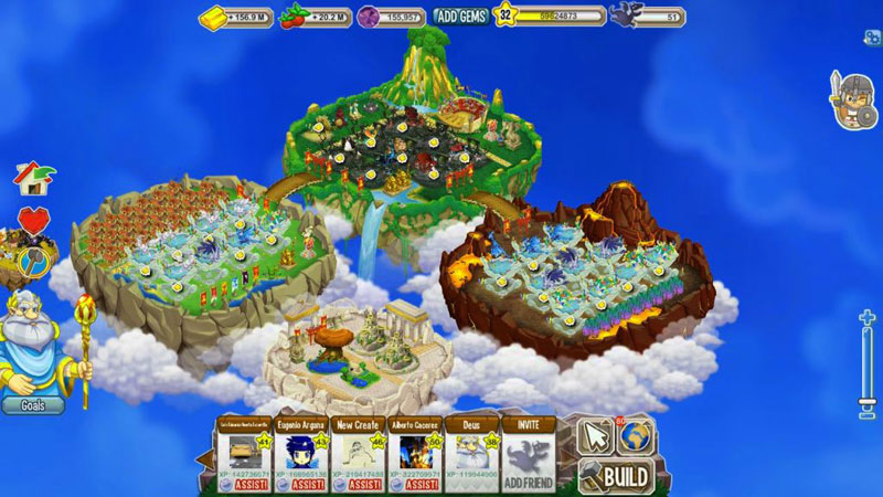 Dragon City: Новая версия на телефон