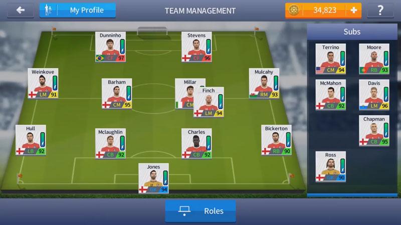 Dream League Soccer 2017 на андроид