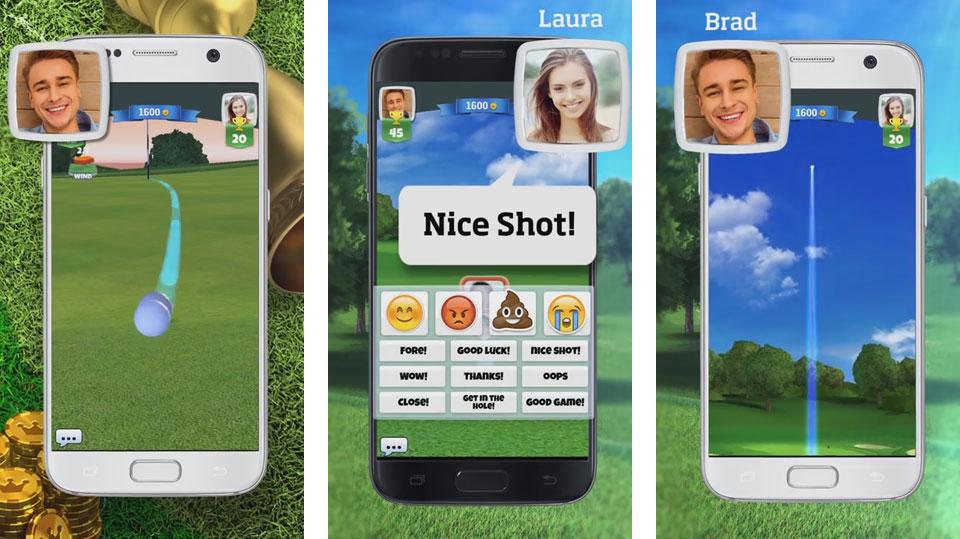 Golf Clash: Новая версия на андроид