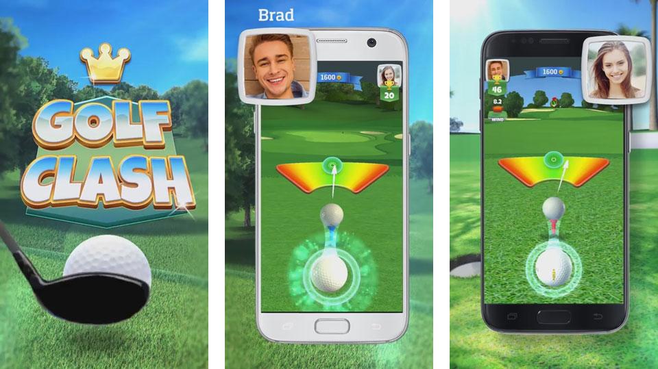 Golf Clash: Новая версия скачать