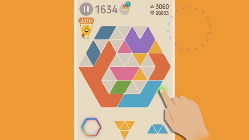 Make Hexa Puzzle на андроид