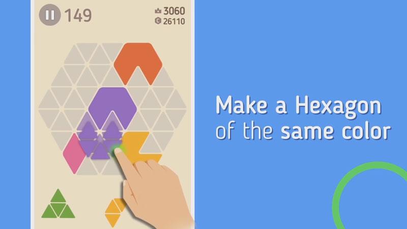Make Hexa Puzzle на телефон