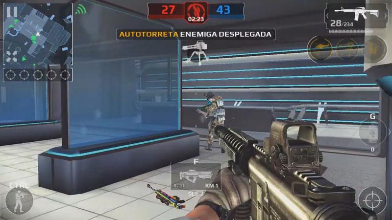 Modern Combat 5: Blackout скачать