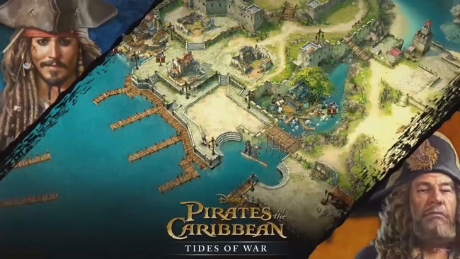 Пираты Карибского моря: Кровь капитанов на андроид