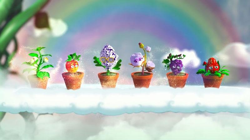 Sky Garden: Райская ферма на телефон