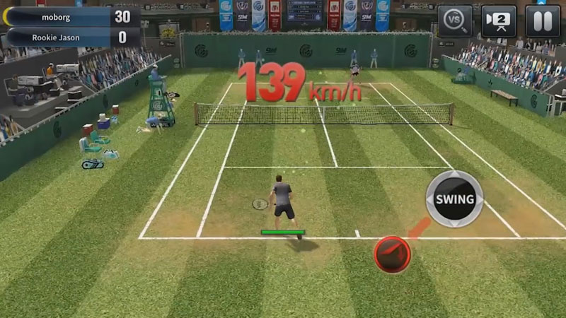 Ultimate Tennis скачать