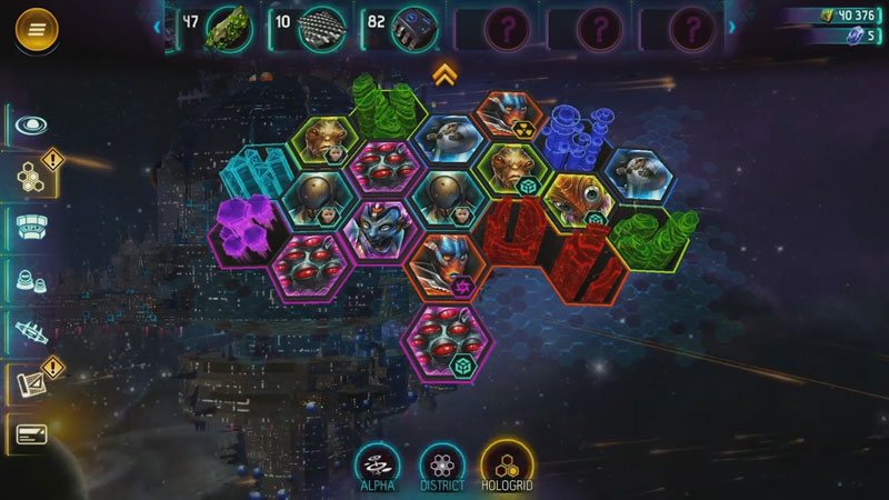 Valerian: City of Alpha на андроид