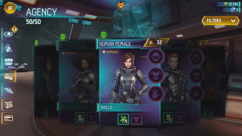 Valerian: City of Alpha на телефон