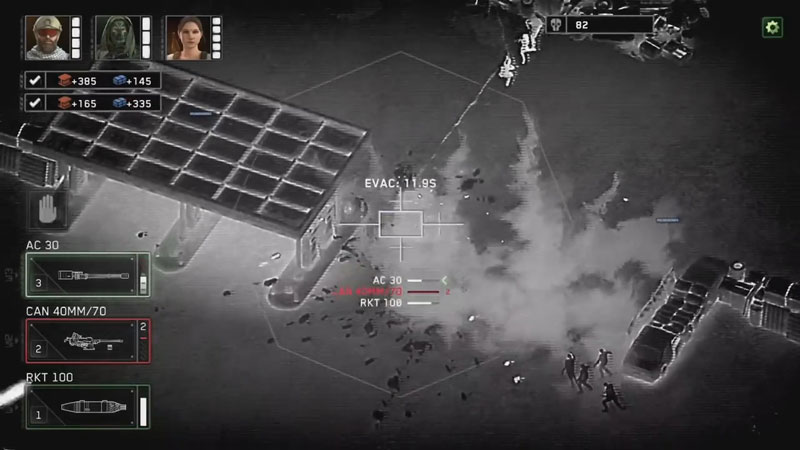 Zombie Gunship Survival на андроид