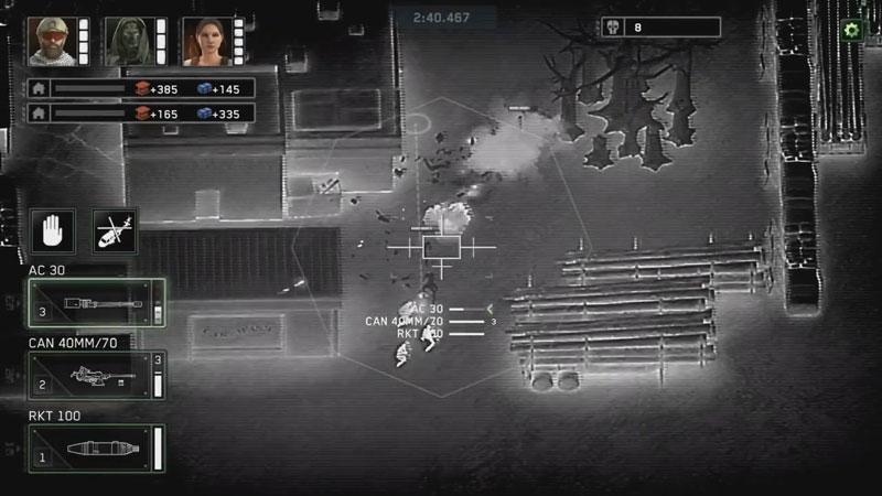 Zombie Gunship Survival скачать