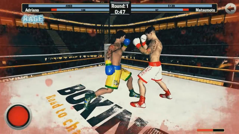 Boxing: Road To Champion скачать