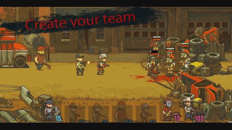 Dead Ahead: Zombie Warfare скачать