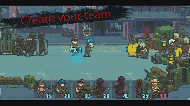 Dead Ahead: Zombie Warfare на телефон