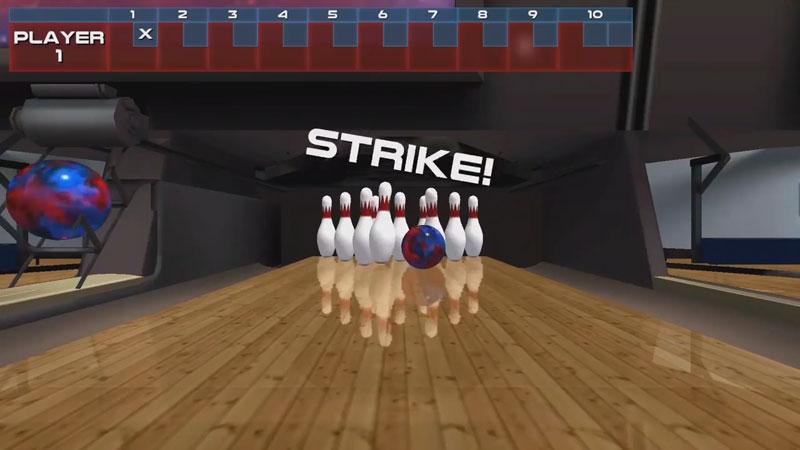 Боулинг: Galaxy Bowling скачать