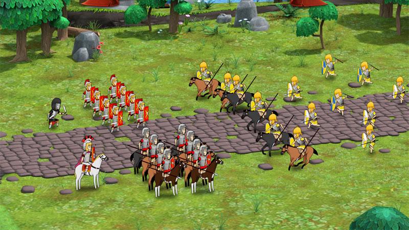 Grow Empire: Rome на андроид