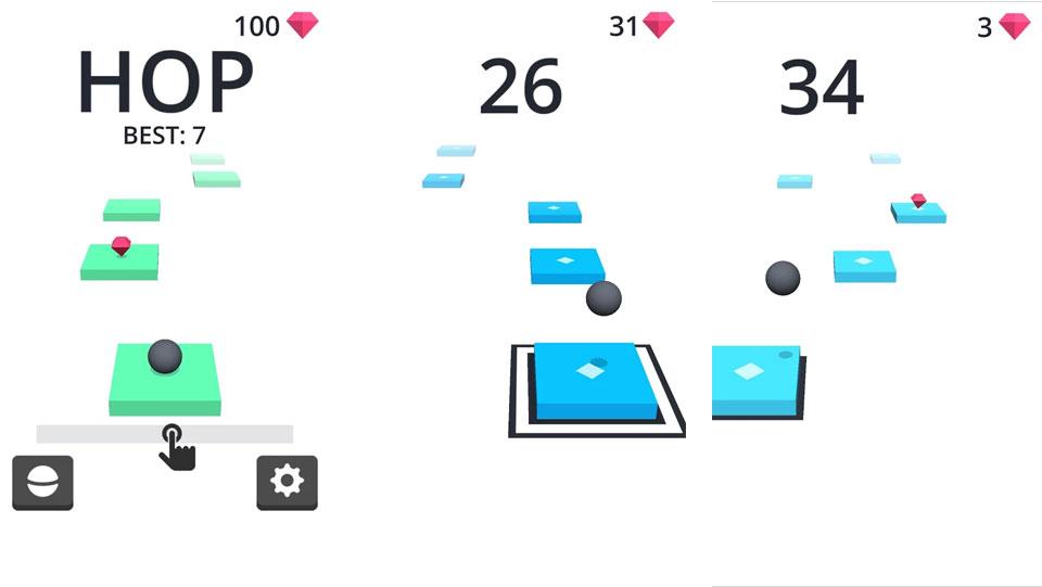 Hop на андроид