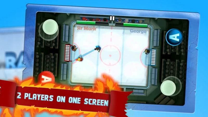 Ice Rage: Хоккей на андроид