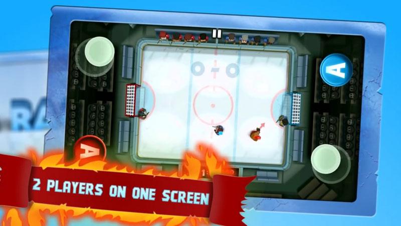 Ice Rage: Хоккей на телефон