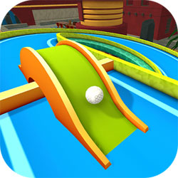 Mini Golf 3D City Stars
