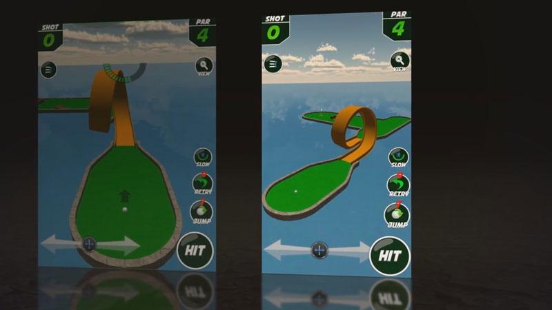 Mini Golf Stars: Retro Golf на андроид