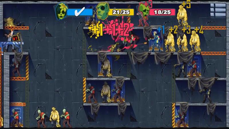 Stupid Zombies 3 скачать