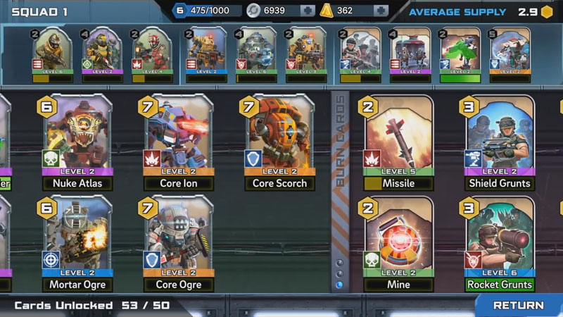 Titanfall: Assault на андроид