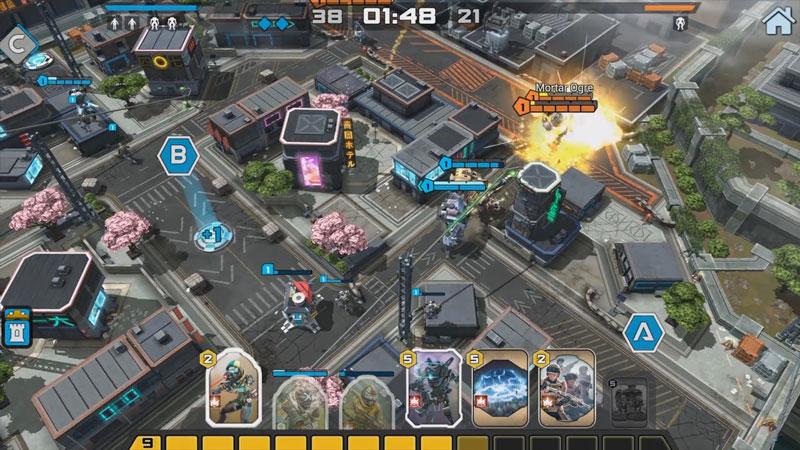 Titanfall: Assault на телефон