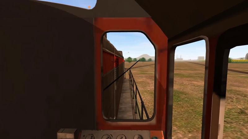 Train Driver 15 скачать