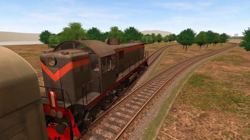 Train Driver 15 на телефон