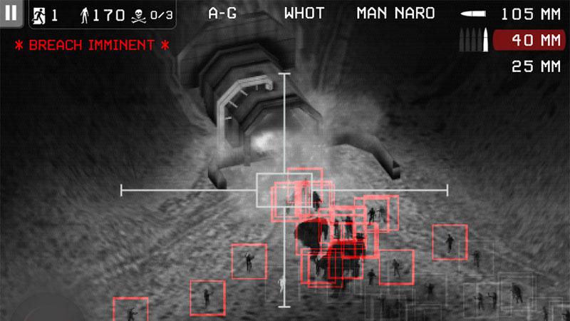 Zombie Gunship Zero на телефон