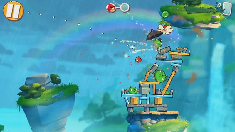 Angry Birds 2: Halloween на андроид