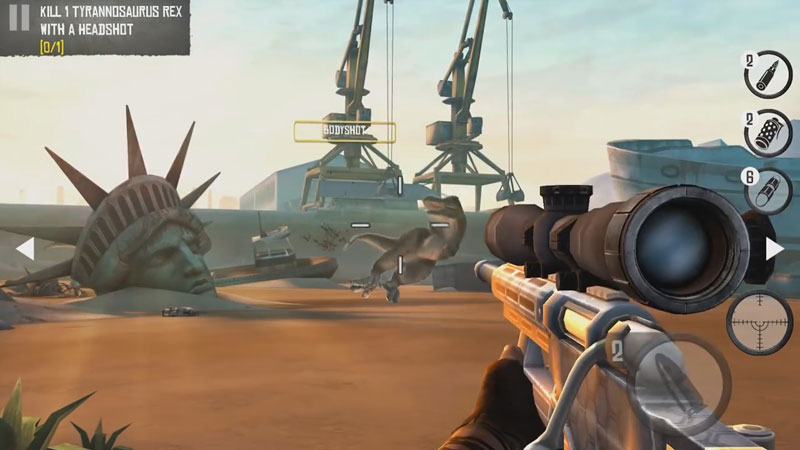 Best Sniper на андроид