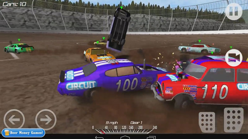 Demolition Derby 2 на андроид