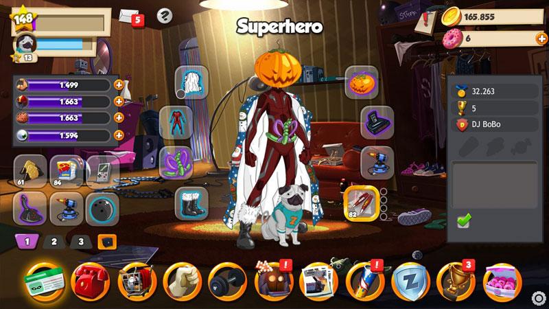 Hero Zero на андроид