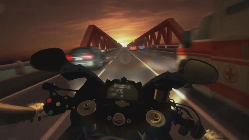 Highway Traffic Rider на андроид