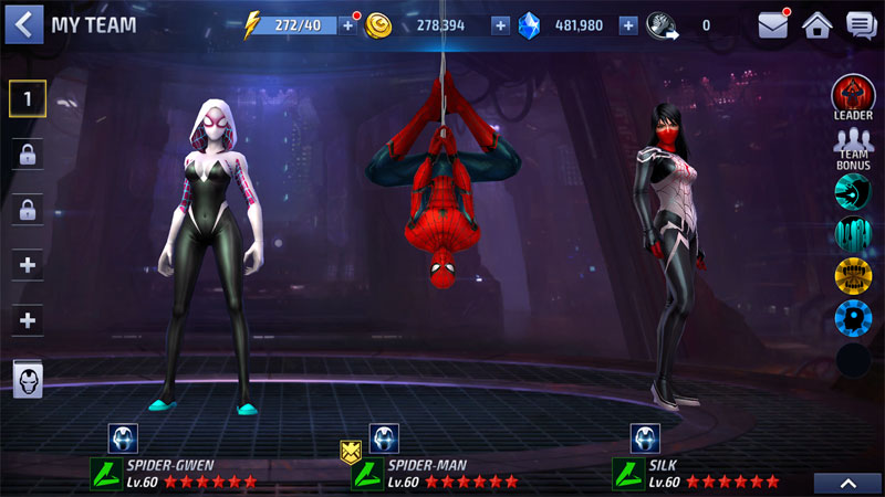 Marvel: Future Fight скачать