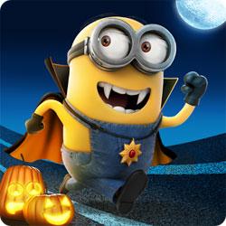Minion Rush: Гадкий Я - Хэллоуин
