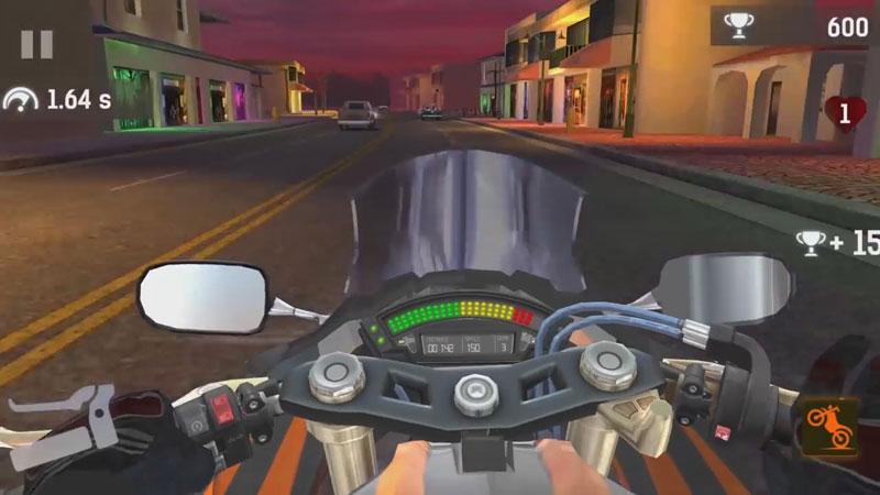 Moto Rider GO на телефон