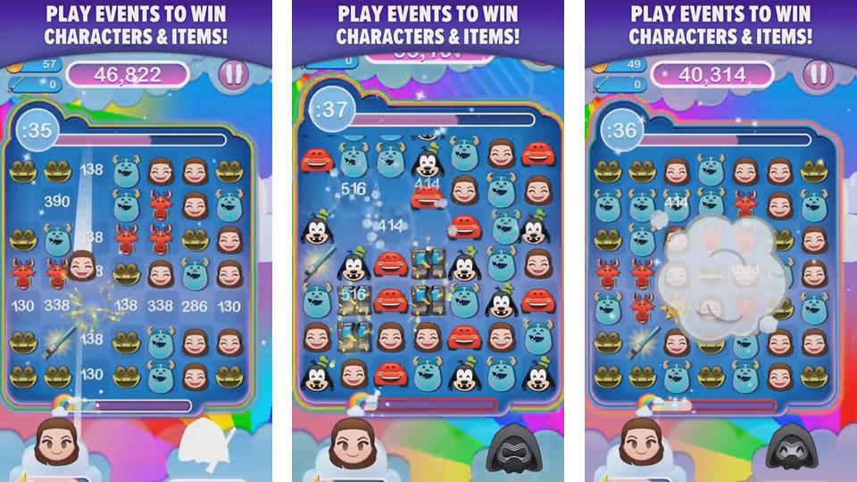 Disney Emoji-мания: Звёздные Войны на андроид