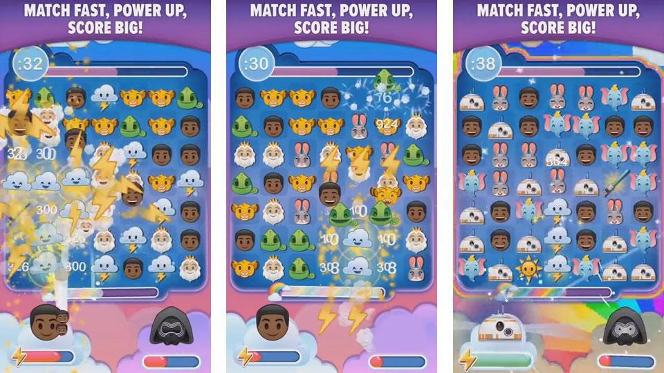 Disney Emoji-мания: Звёздные Войны скачать