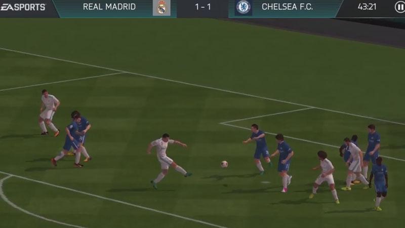 FIFA Футбол на телефон