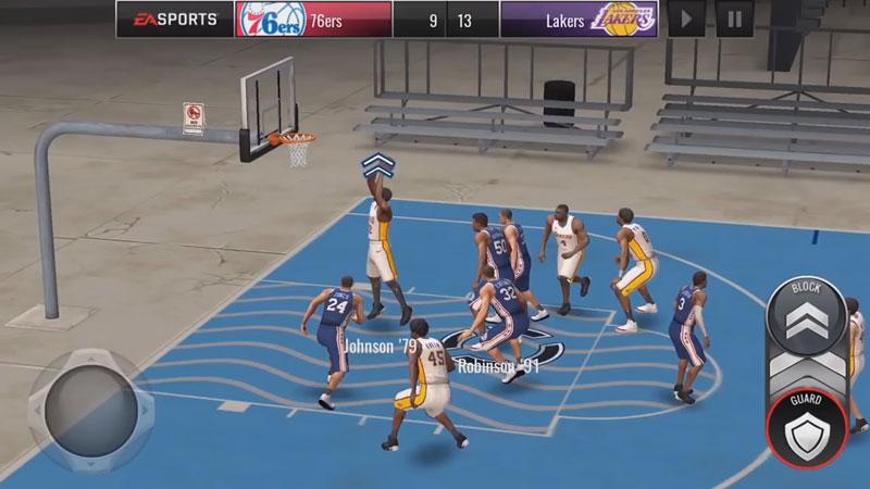 NBA - Баскетбол скачать