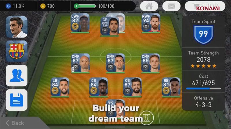 PES 2018 - Pro Evolution Soccer скачать