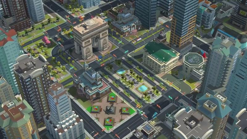 SimCity BuildIt: новая версия на андроид