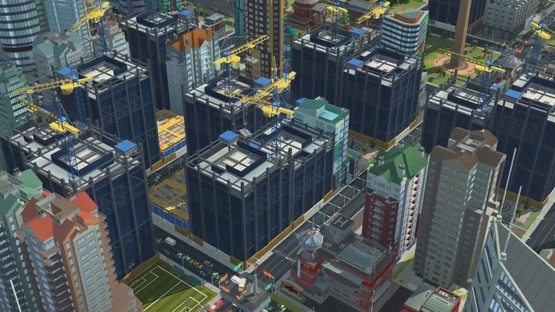 SimCity BuildIt: новая версия скачать