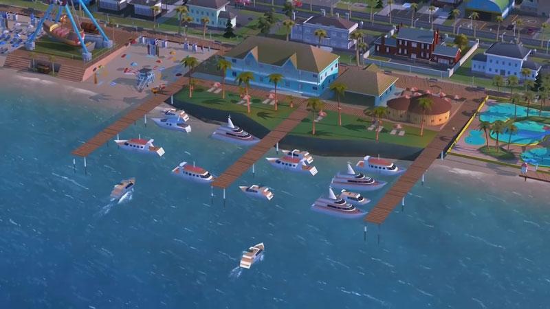 SimCity BuildIt: новая версия на телефон